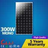 Panneau solaire en gros neuf en gros 300W d'usine