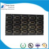 6 Leiterplatte HDI der Schicht-Fr4 mehrschichtige Schaltkarte-Erstausführung