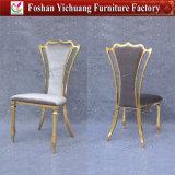 高品質の宴会の椅子のステンレス鋼の結婚式の椅子(YCX-SS07)