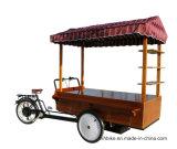 De Kar van het Voedsel van China Mobile/de Kar van de Verkoop van het Voedsel van de Straat/de Fiets van de Verkoop van de Koffie