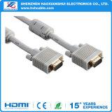 HD 15 P.M. al cable del VGA de M