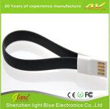 Vlakke van Micro- USB 2.0 van de Reis het Laden Sync van Gegevens Kabel