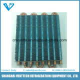 Kühlraum-gerippter kupferner Kondensator-Aluminiumring