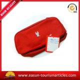 赤く明白な航空会社のロゴの印刷の快適さ袋