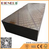 A película barata do preço de Linyi enfrentou a madeira compensada para a construção