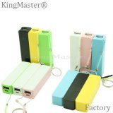 Kingmaster 2200mAh Mini Power Bank Carregador de bateria portátil para celular