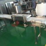 Il bastone della cialda ha riempito di macchina di fabbricazione di cioccolato