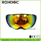 Lunettes flexibles de ski de bâti de boucle mobile de lentille de miroir