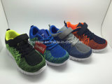 Respirável Flyknit Summer Sports Running Shoes para crianças