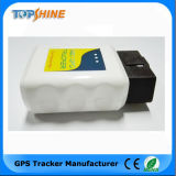 Geo-Загородка миниого дешевого отслежывателя OBD GPS двухсторонняя отслеживая