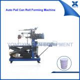 Ronda puede cubo de la línea de producción puede que hace la máquina
