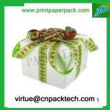 Cadre mignon de faveur de mariage de papier/boîte-cadeau cosmétique de cadre/carton