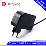 単一の出力En60950 18V 1.2A切換えの電源のアダプター