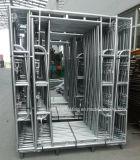 Gang HDG door de Steiger van het Frame van de Ladder voor Bouwmateriaal