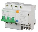 Corta-circuito miniatura 3p Dz47le-63