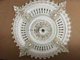功妙なPUの天井の円形浮彫りポリウレタン天井の円形浮彫り