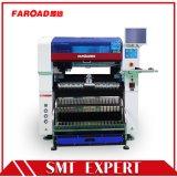 Выбор SMD компонентные и машина места с агрегатом СИД