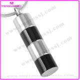 Ювелирные изделия кремации ожерелья шарма урны нержавеющей стали