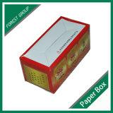 Boîte d'emballage en bougies en papier