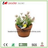 Bloempotten de van uitstekende kwaliteit van de Egel Polyresin voor de Decoratie van het Huis en van de Tuin