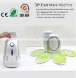 Automáticamente 6 en 1 rejuvenecimiento natural de la piel de la máquina del fabricante de la máscara del colágeno de la legumbre de fruta del pecho del pie de la mano del ojo de la cara de DIY