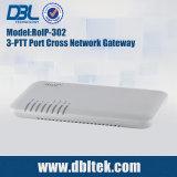 통신망 VoIP 라디오 교차하는 게이트웨이 RoIP-302