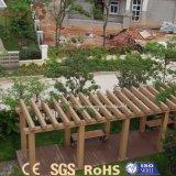 Pergola resistente impermeável personalizado moderno do jardim WPC