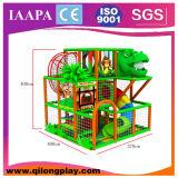 Campo de jogos quadrado do tema da selva do medidor 100 interno (QL-18-26)
