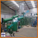 Fabricante profissional Fábrica de reciclagem de óleo de resíduos de destilação de Óleo do Motor a Diesel