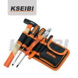 Kseibi Professionele Kseibi Volledige die Toos met Zak 6PCS wordt geplaatst