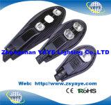 Luz de rua quente do diodo emissor de luz da ESPIGA luz/80W da rua do diodo emissor de luz da ESPIGA 80W do Sell de Yaye 18 com Ce & RoHS & IP65