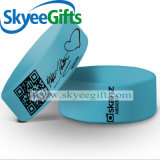 Wristband feito sob encomenda barato do silicone para o presente