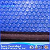 LandyのIngroundのプールのための青い泡プール太陽カバー