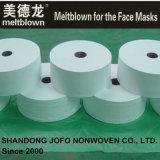 tessuto non tessuto di 25GSM Meltblown per le maschere di protezione Bfe99