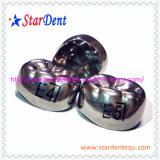 Parti superiori dell'acciaio inossidabile/parte superiore dentali di ripristino