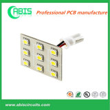 Accessoires LED avec couche simple en aluminium