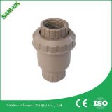 물 공급을%s PVC 나비 벨브