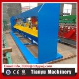 De hydraulische Scherpe Machine van het Blad van de Plaat van het Metaal