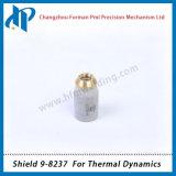 Tampa de Proteção Dinâmica Térmica 9-8237 Maçarico de corte de plasma