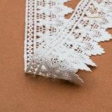 Merletto chimico africano della bacca solubile in acqua per la camicia ed il vestito