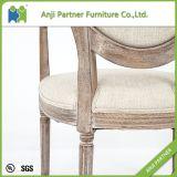 Armrest (ジェシカ)が付いている椅子を食事する卸し売り新しいデザイン