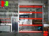 Puerta rápida inteligente del rulo de plástico del PVC de la prueba del polvo del obturador del rulo de plástico del rodillo rápido del precio bajo