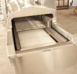 Niedrige Verbrauchs-Bratpfanne mit dem Schmierölfilter-System, das Maschinen-Hersteller brät