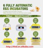 Migliore Ce Yz8-48 contrassegnato dell'incubatrice dell'uovo del pollo di prezzi di Hhd