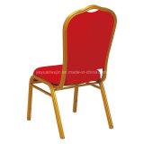Muebles comerciales del banquete que empilan la silla del hierro del hotel (JY-B24)