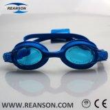 De ondergeschikte Automatische Gesp past snel Silicone aan zwemt Beschermende brillen
