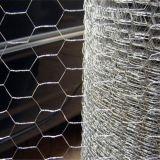 Тяжелая гальванизированная шестиугольная ячеистая сеть/сетка мелкоячеистой сетки