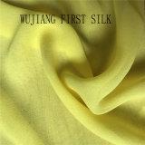 50d poly tissu Chiffon, poly tissu de Georgette. Tissu de mousseline de soie de polyester. Tissu de Ggt de polyester