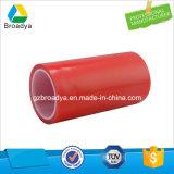 0.8mm Vhb rotes Film-Acrylschaumgummi-Band-Acryllösungsmittel (BY3080C)
