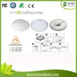 16W luz de techo redonda del sensor de infrarrojos LED Ultra Thin